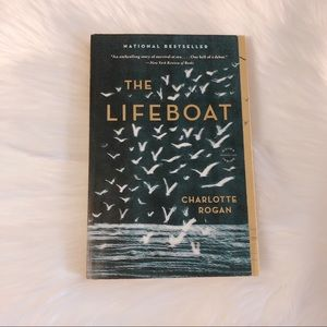 🛍3/$10 The Lifeboat by Charlotte Rogan
